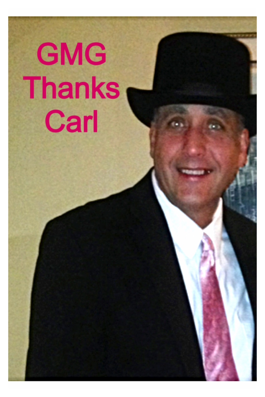 carl thanks