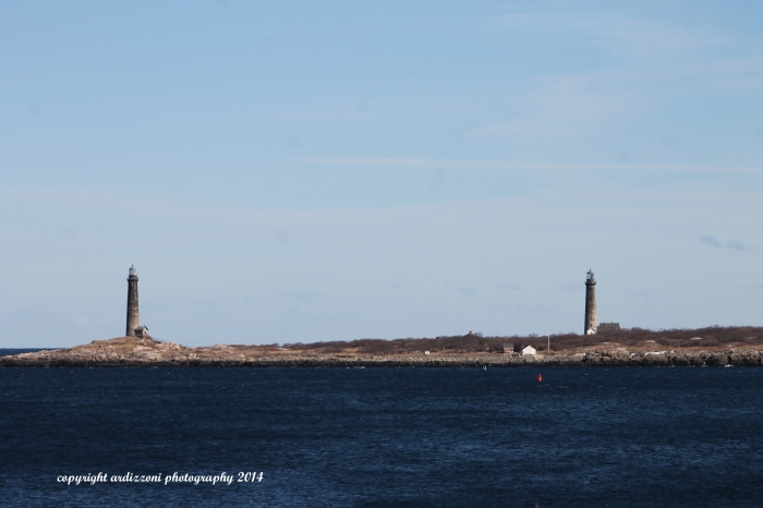 March 16, 2014 THatcher Island lighthouse