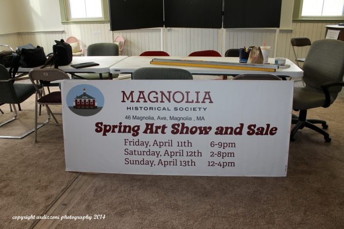 March 23, 2014 Spring Art show