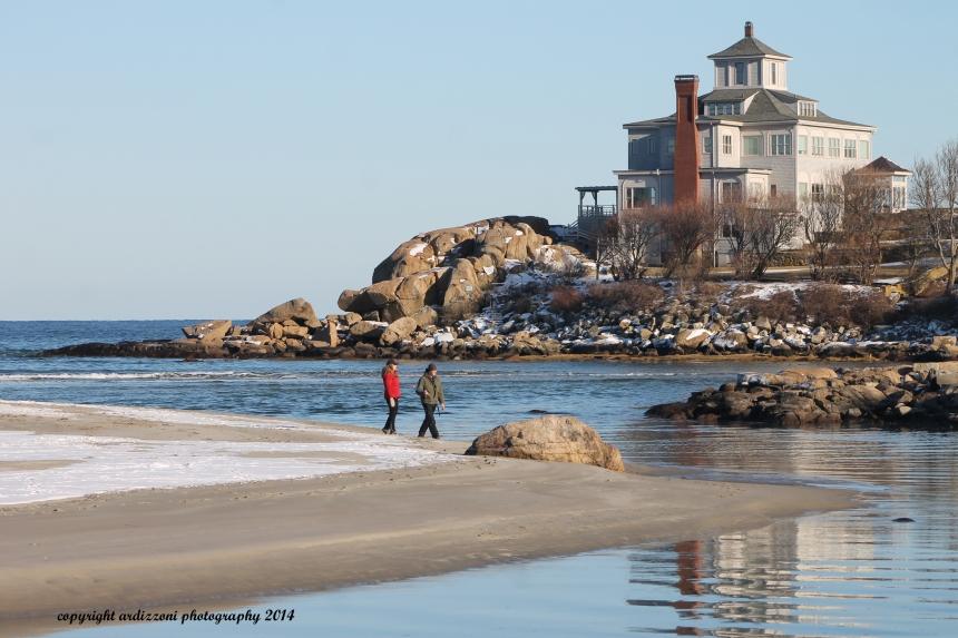 March 6, 2014 walking Good harbor