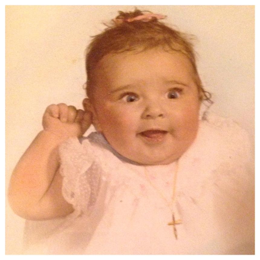 me baby photo