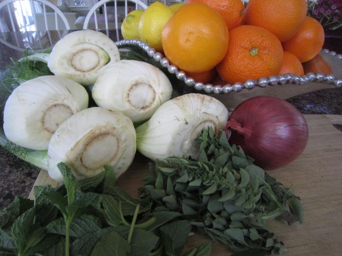 orange and finochio( fennel) salad 005
