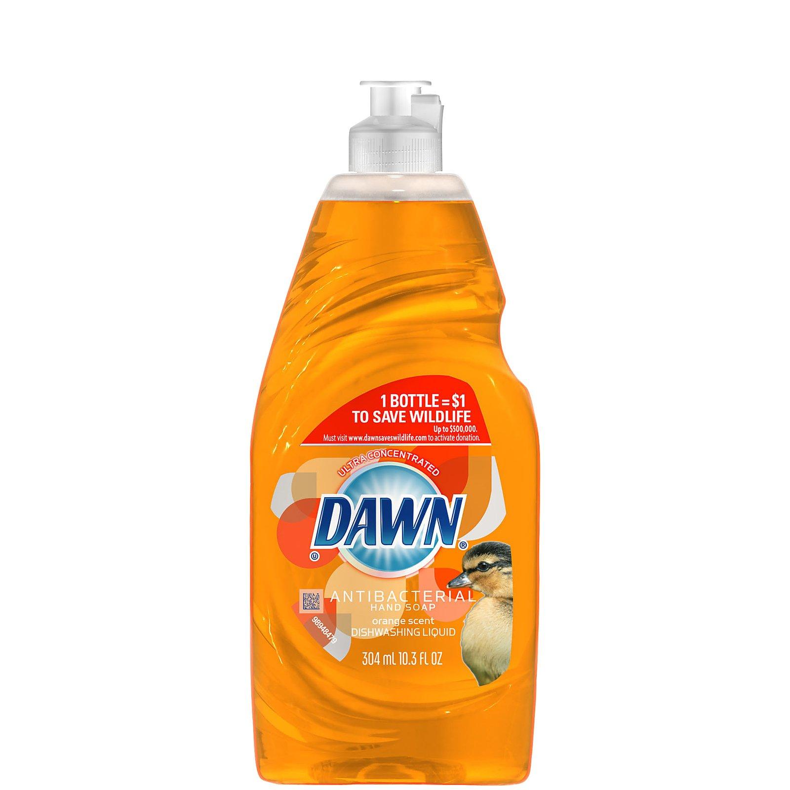 Washing A Car With Dawn Dish Soap