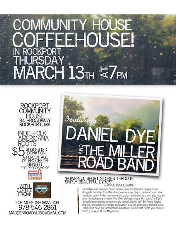 rocport coffee house