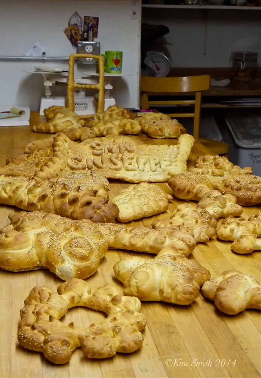 Saint Joseph Bread Caffe Sicilia © Kim Smith 2014 copy