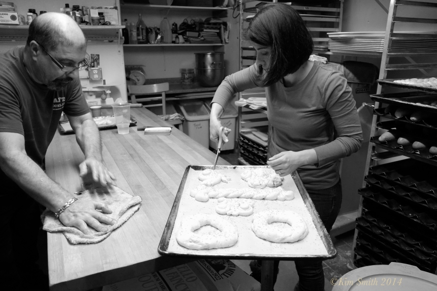San Giuseppe Bread Caffe Sicilia Maria Cracchiolo Domenic ©Kim Smith 2014 -3