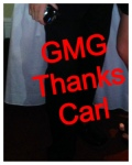 Thank Carl