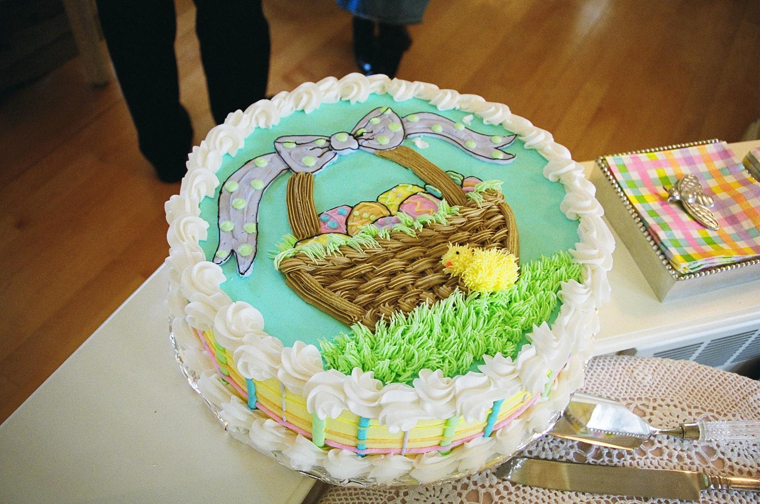 Cake By Cousin Lynnanne Curcuru
