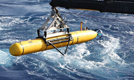 Bluefin-21 search for Flight MH370
