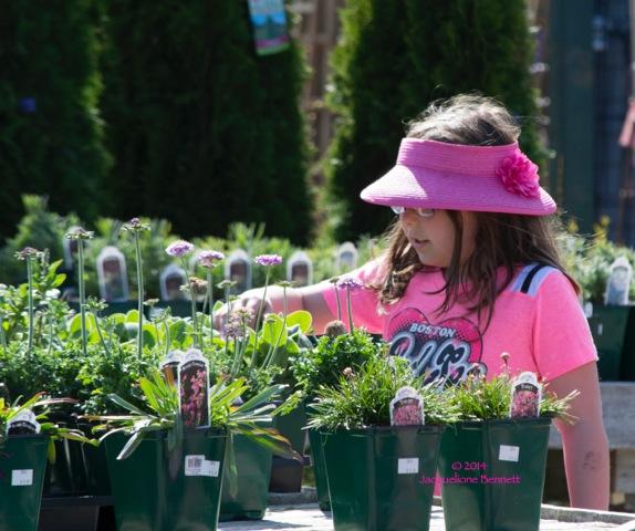 garden center visit