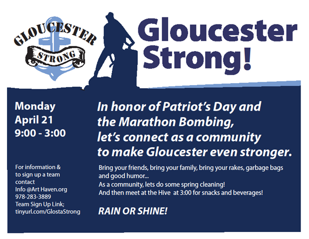 Gloucester Strong