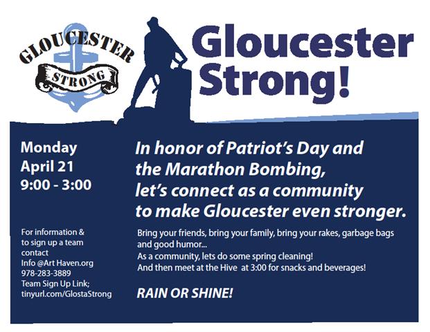 Gloucester Strong