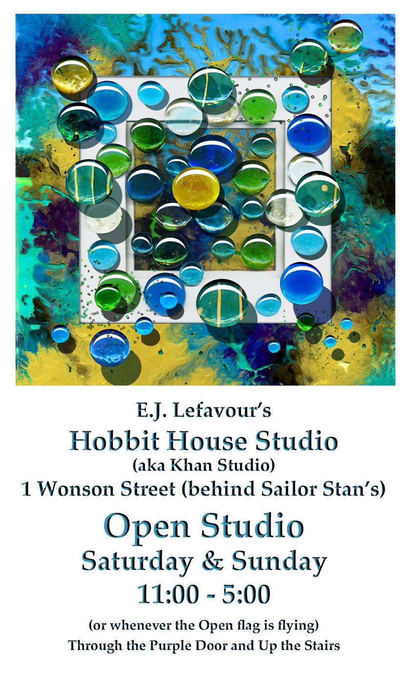 hobbit house open studio