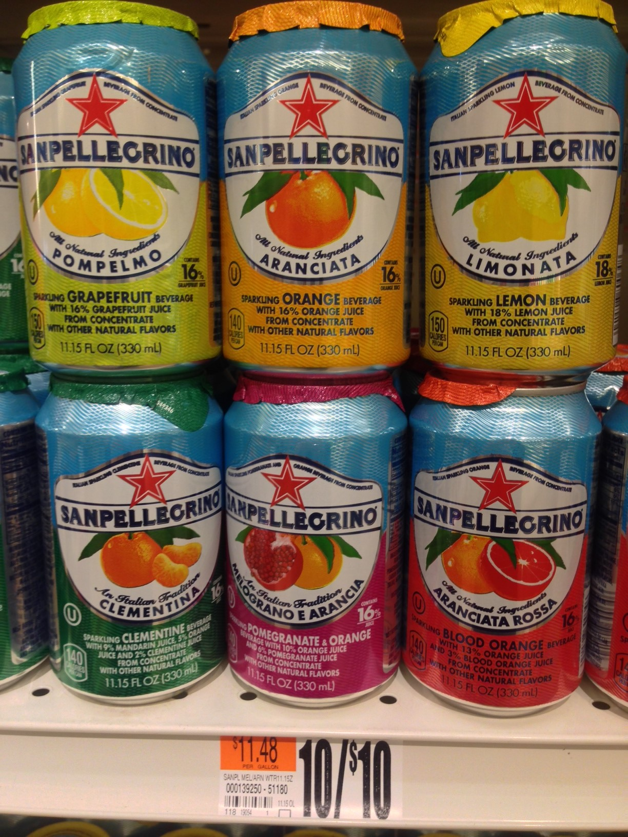 What's Your Favorite SANPELLEGRINO Flavor? | GoodMorningGloucester