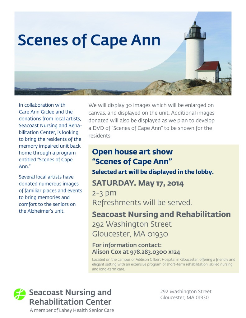 127-14B Scenes of CapeAnn_FLYER