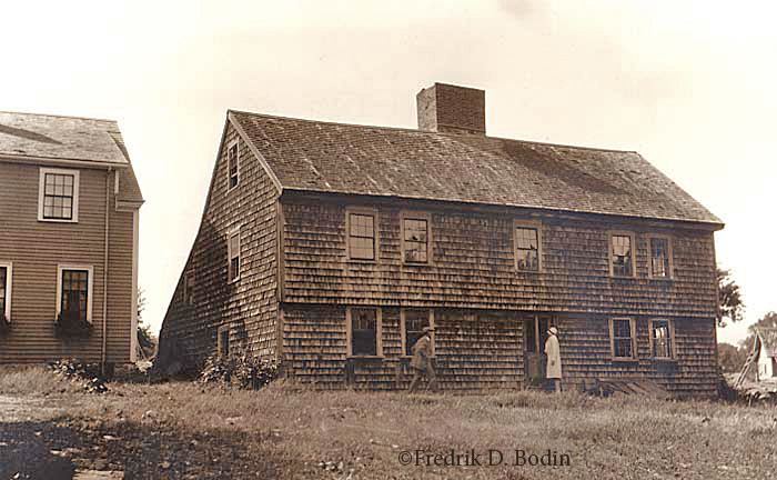 The Old Castle in Pigeon Cove, Rockport, was built in 1712 by Jethro Wheeler. Constructed as a residence, this rare early First Period saltbox is on the National Register of Historic Places. The old Castle (150 Granite Street)) is owned by the Sandy Bay Historical Society http://www.sandybayhistorical.org/Castle.htm. It's open to the public in July and August.