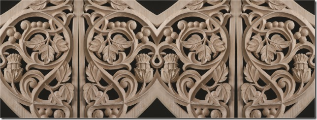 calvo wood-carving