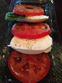 Caprese Salad....perfect!