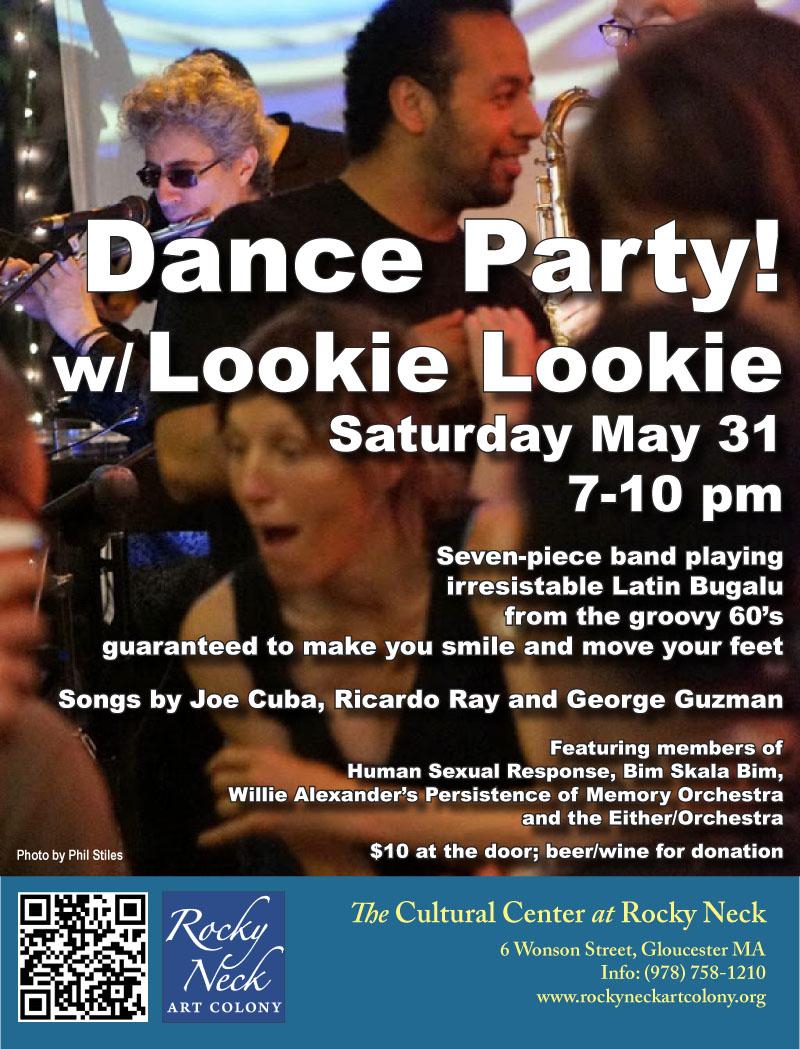 Lookie Lookie Dance Party 2014