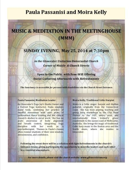 MMM Flyer 25 May 14