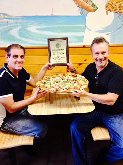 Pizza Taste Off Winners