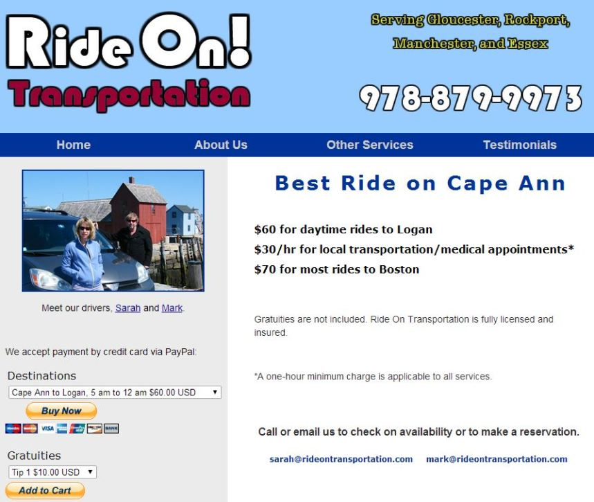 rideontransportation