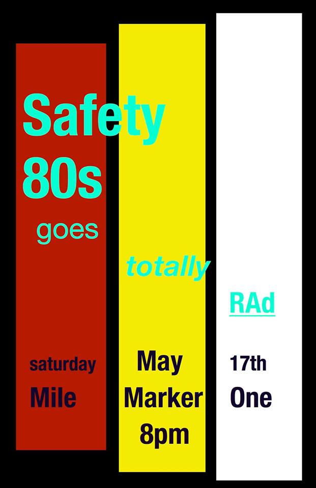 safety mile marker 1