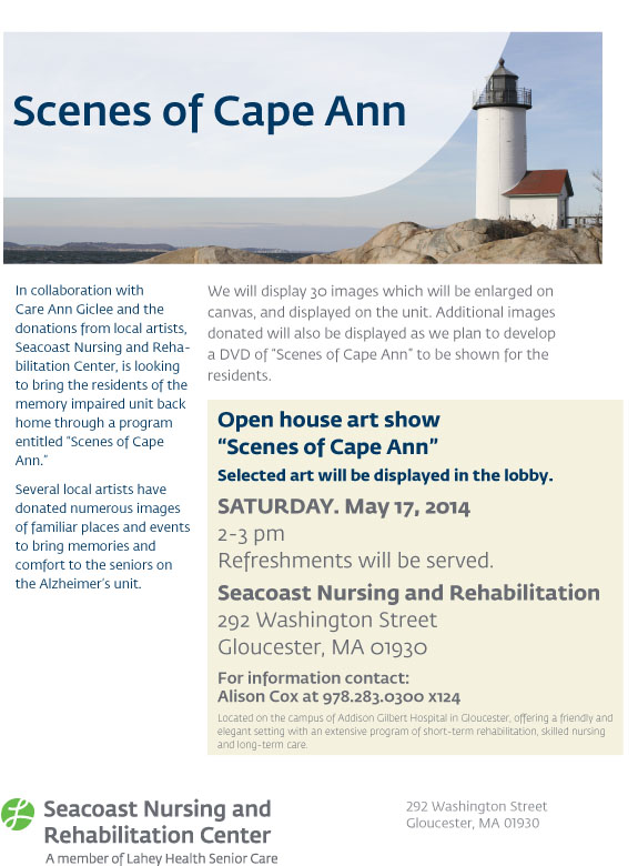 scenes of cape ann