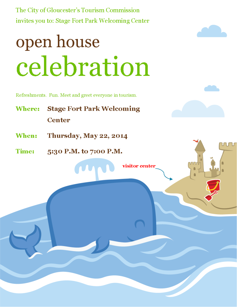 Stage Fort Park Open House invite(2)