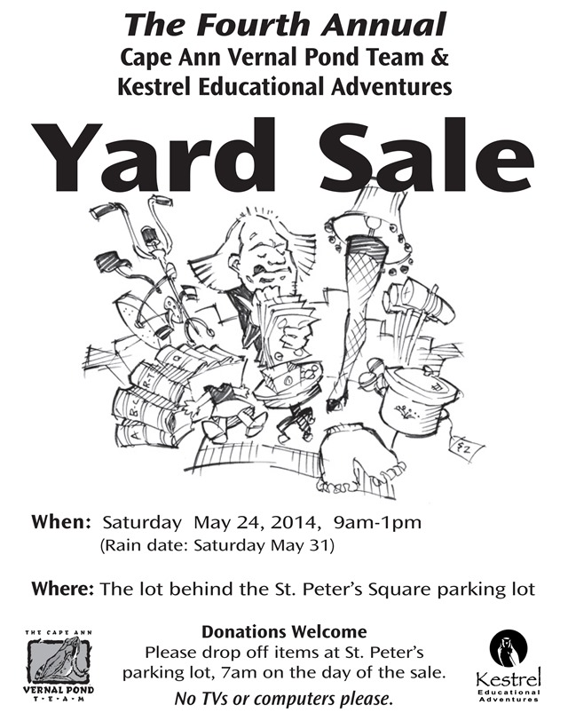 Yard Sale flyer2014-1