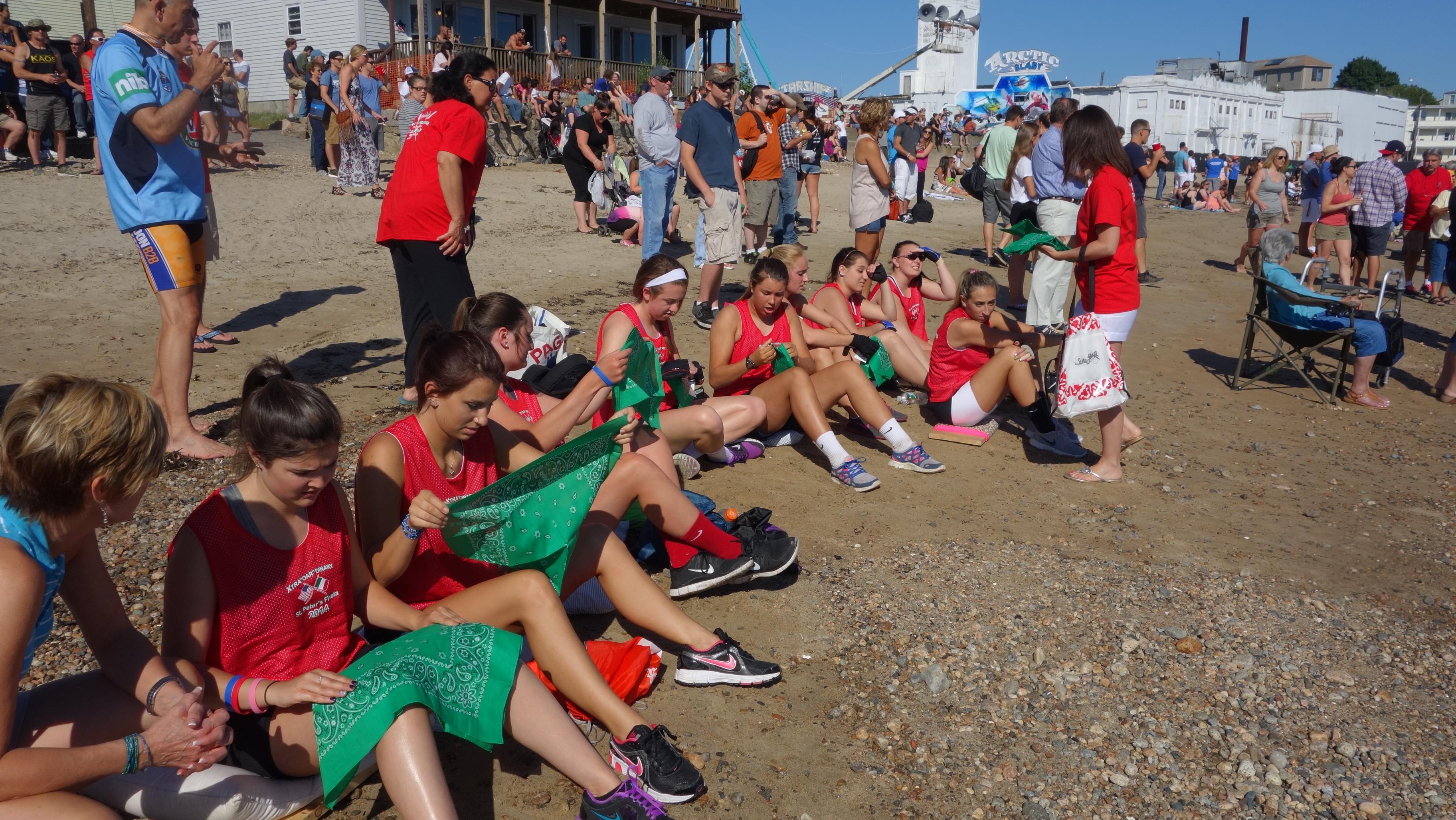 Amanda Race St. Peter's Fiesta 2014 Camps! 034