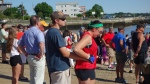 Amanda Race St. Peter's Fiesta 2014 Camps! 049