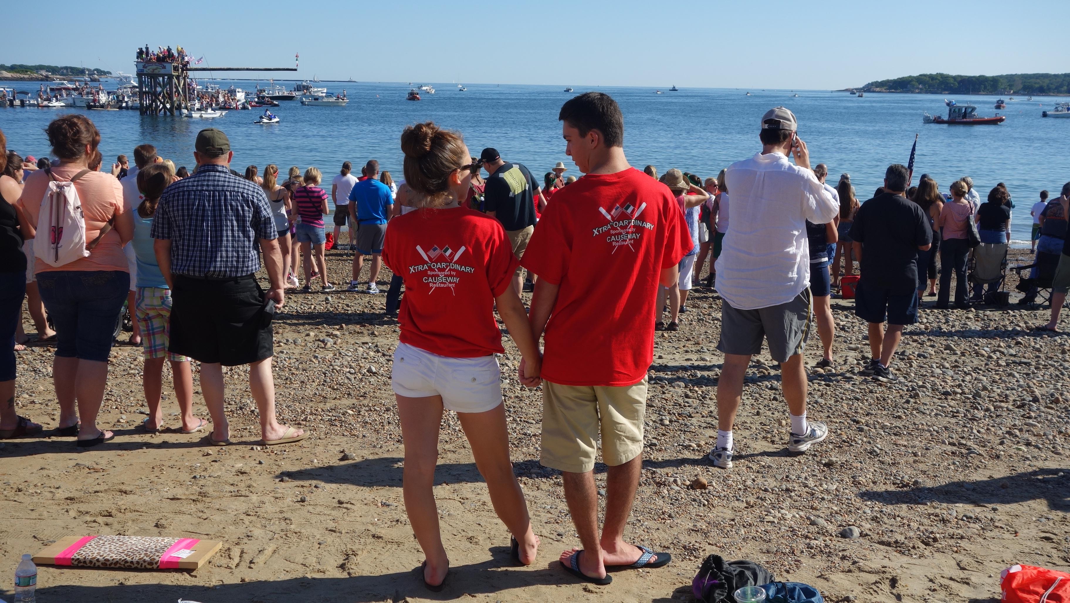 Amanda Race St. Peter's Fiesta 2014 Camps! 057