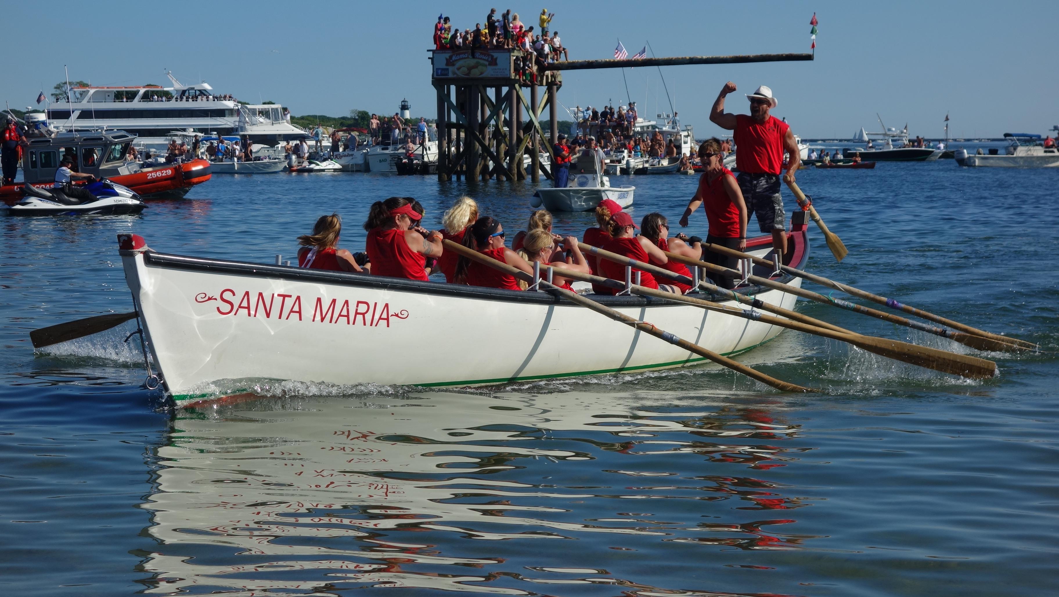 Amanda Race St. Peter's Fiesta 2014 Camps! 073