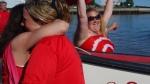 Amanda Race St. Peter's Fiesta 2014 Camps! 082
