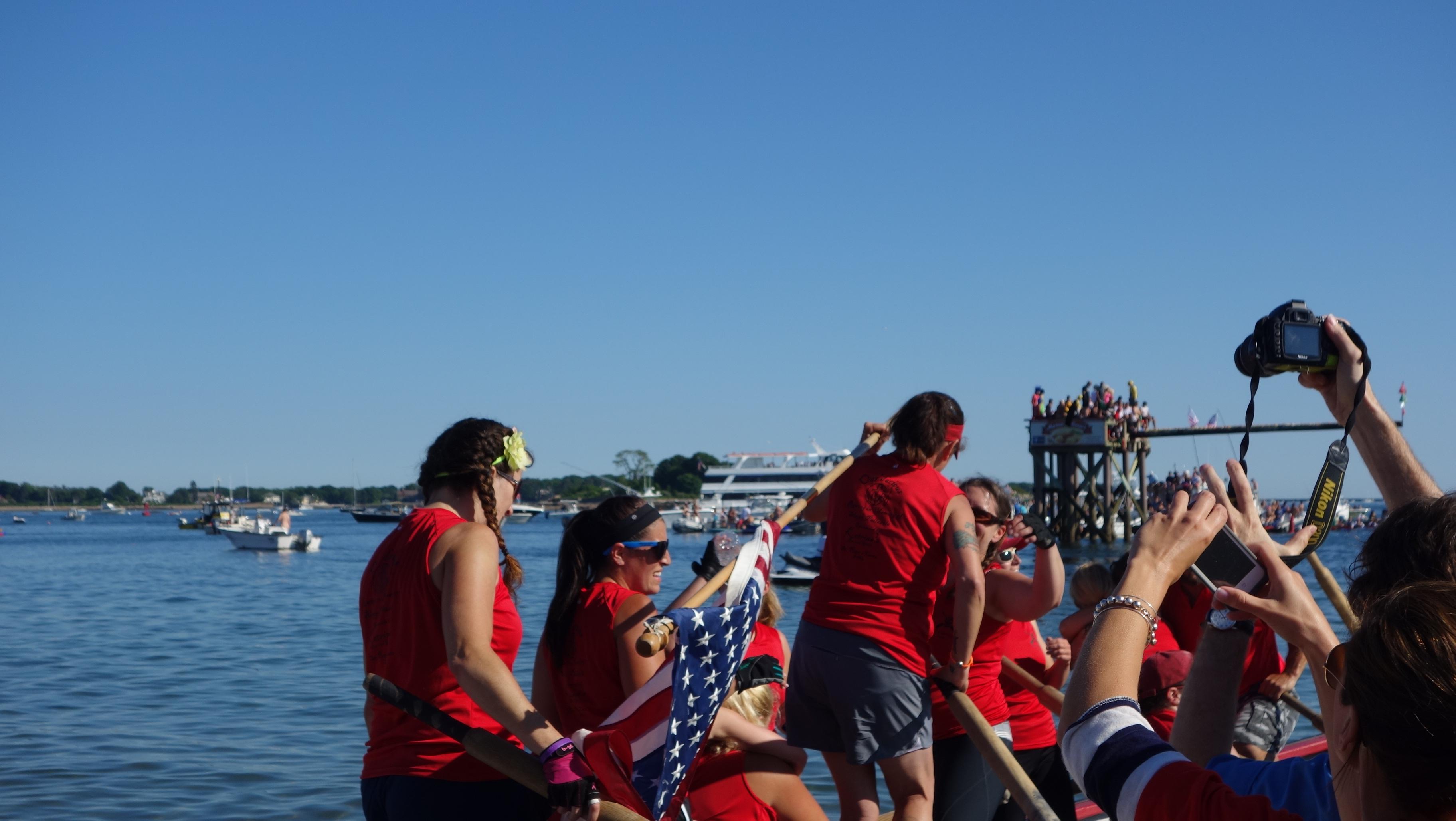Amanda Race St. Peter's Fiesta 2014 Camps! 091