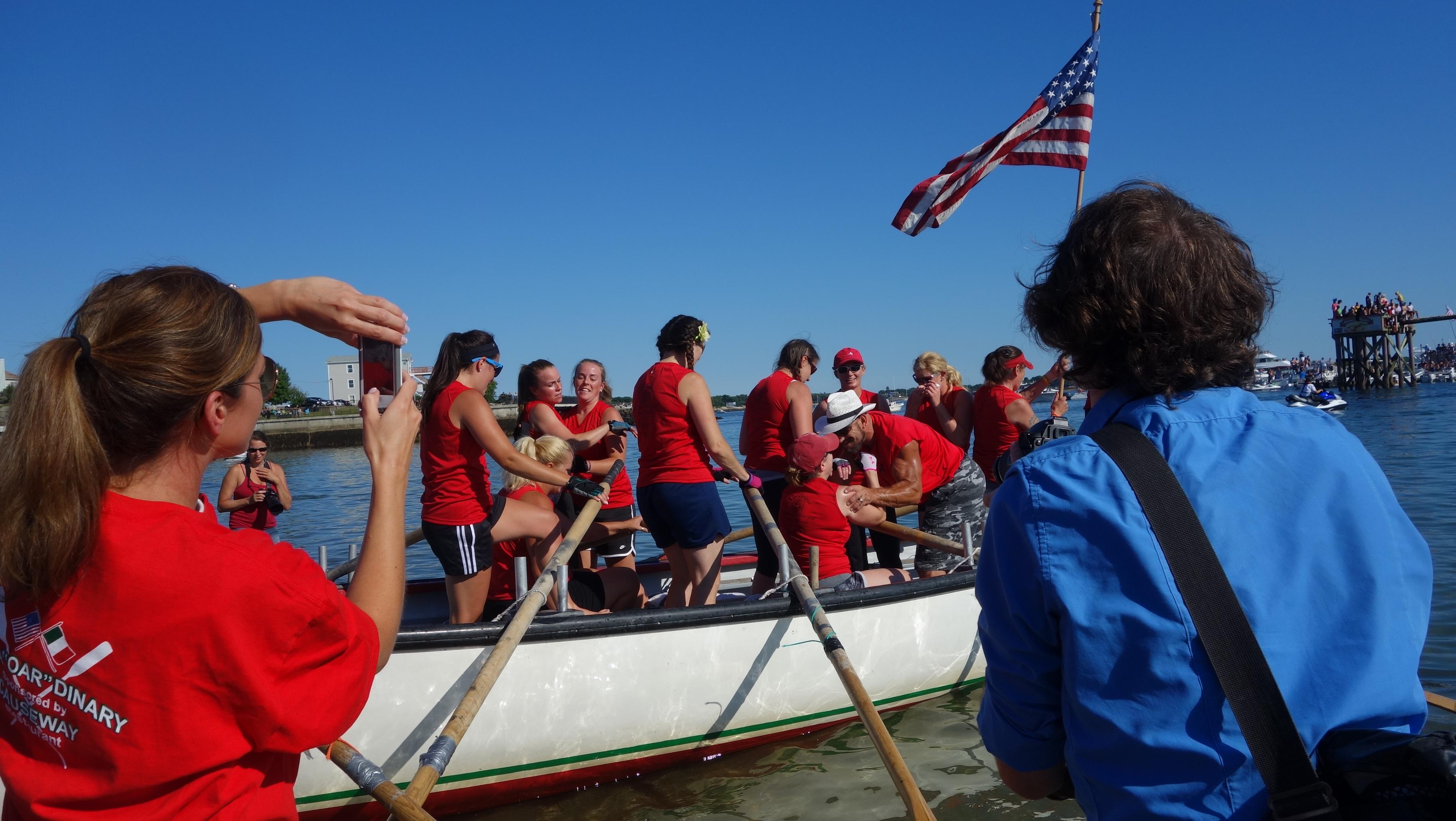 Amanda Race St. Peter's Fiesta 2014 Camps! 094