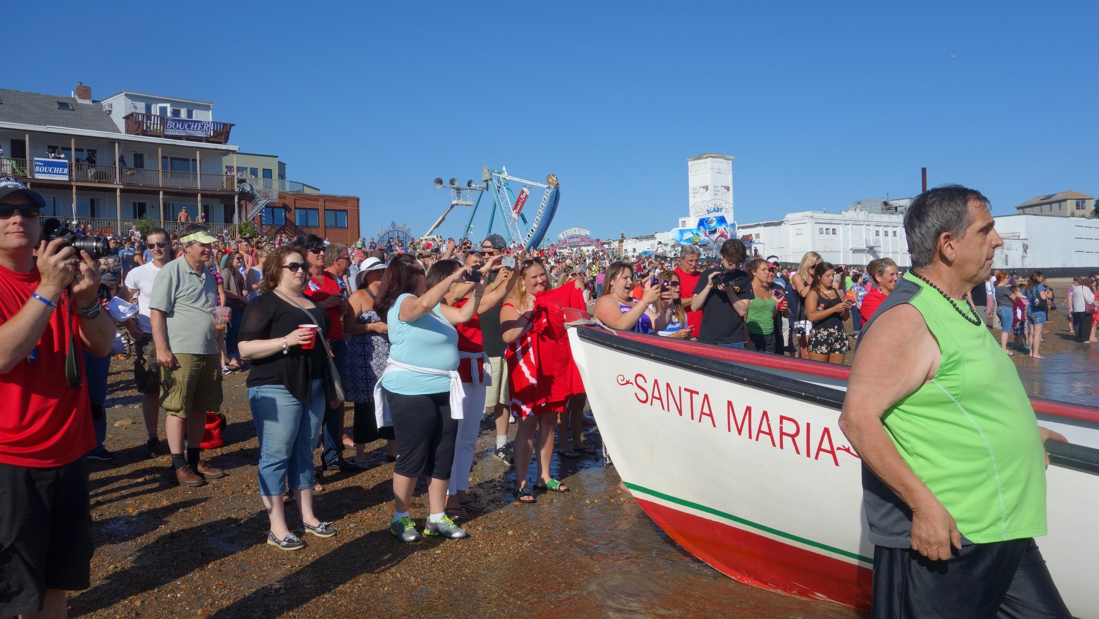 Amanda Race St. Peter's Fiesta 2014 Camps! 103