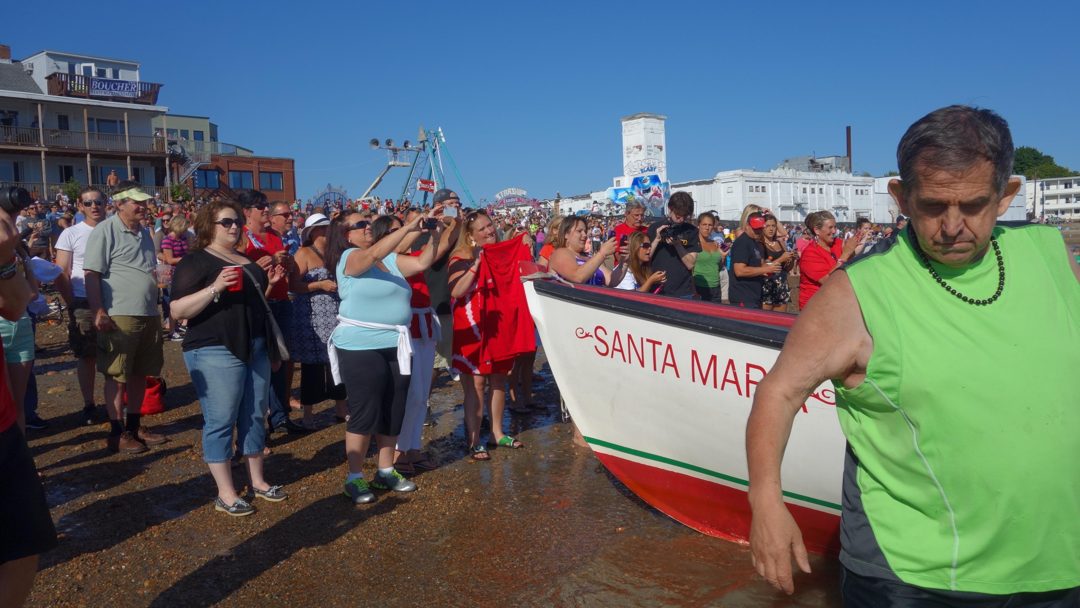 Amanda Race St. Peter's Fiesta 2014 Camps! 105
