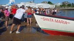 Amanda Race St. Peter's Fiesta 2014 Camps! 130