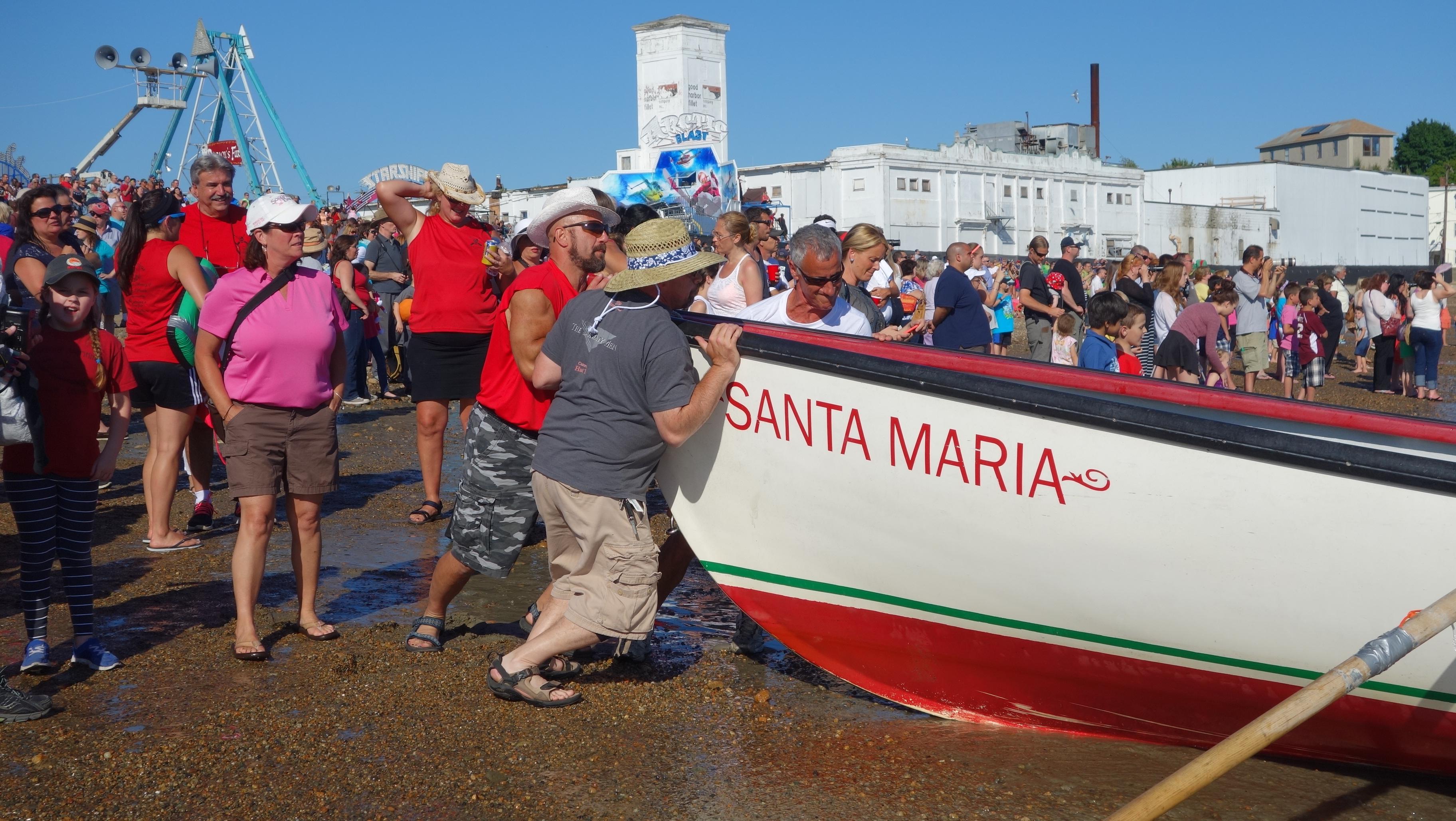 Amanda Race St. Peter's Fiesta 2014 Camps! 133