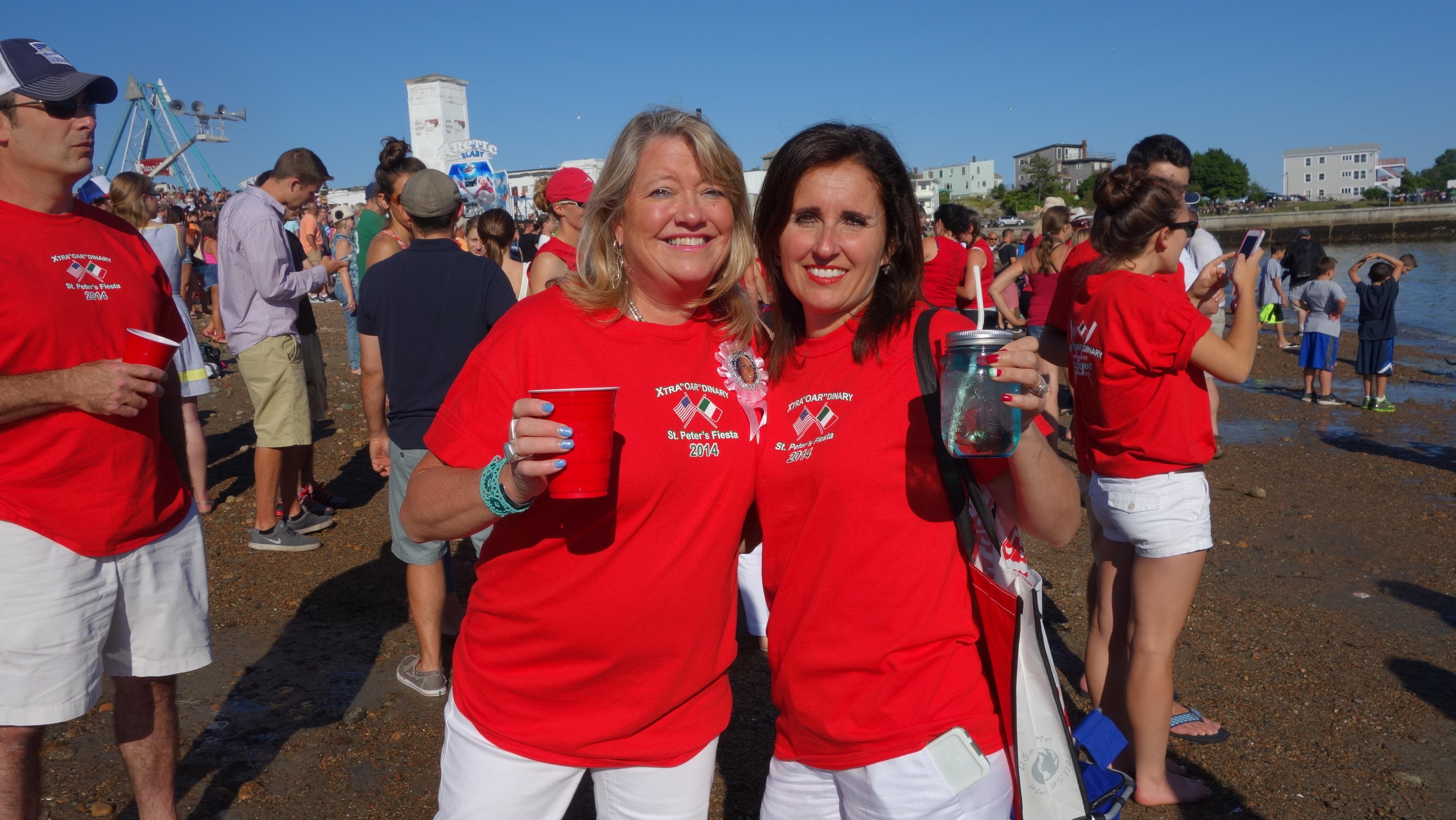Amanda Race St. Peter's Fiesta 2014 Camps! 166