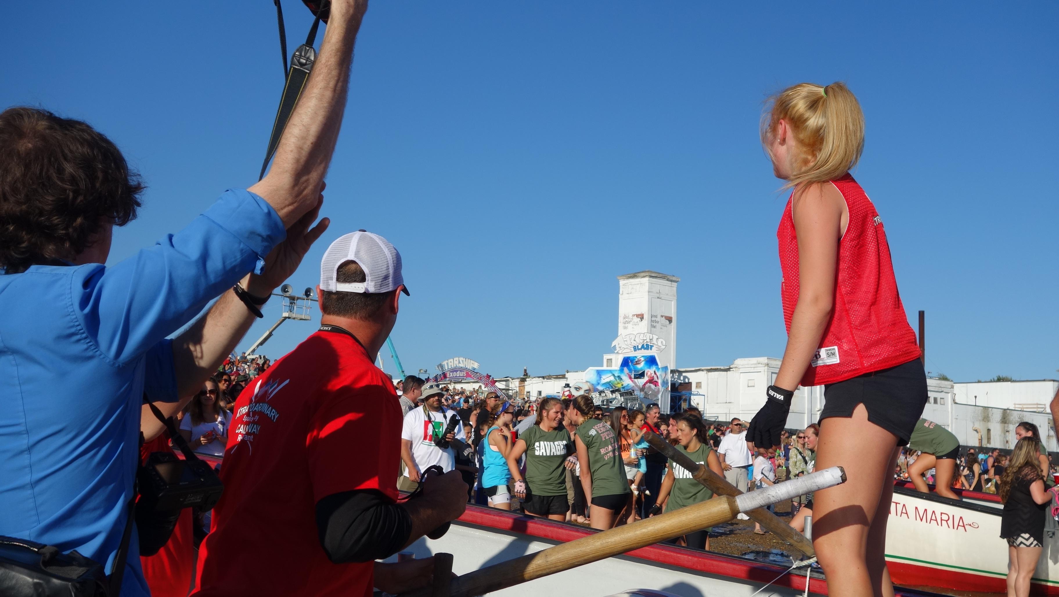 Amanda Race St. Peter's Fiesta 2014 Camps! 197