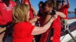 Amanda Race St. Peter's Fiesta 2014 Camps! 208