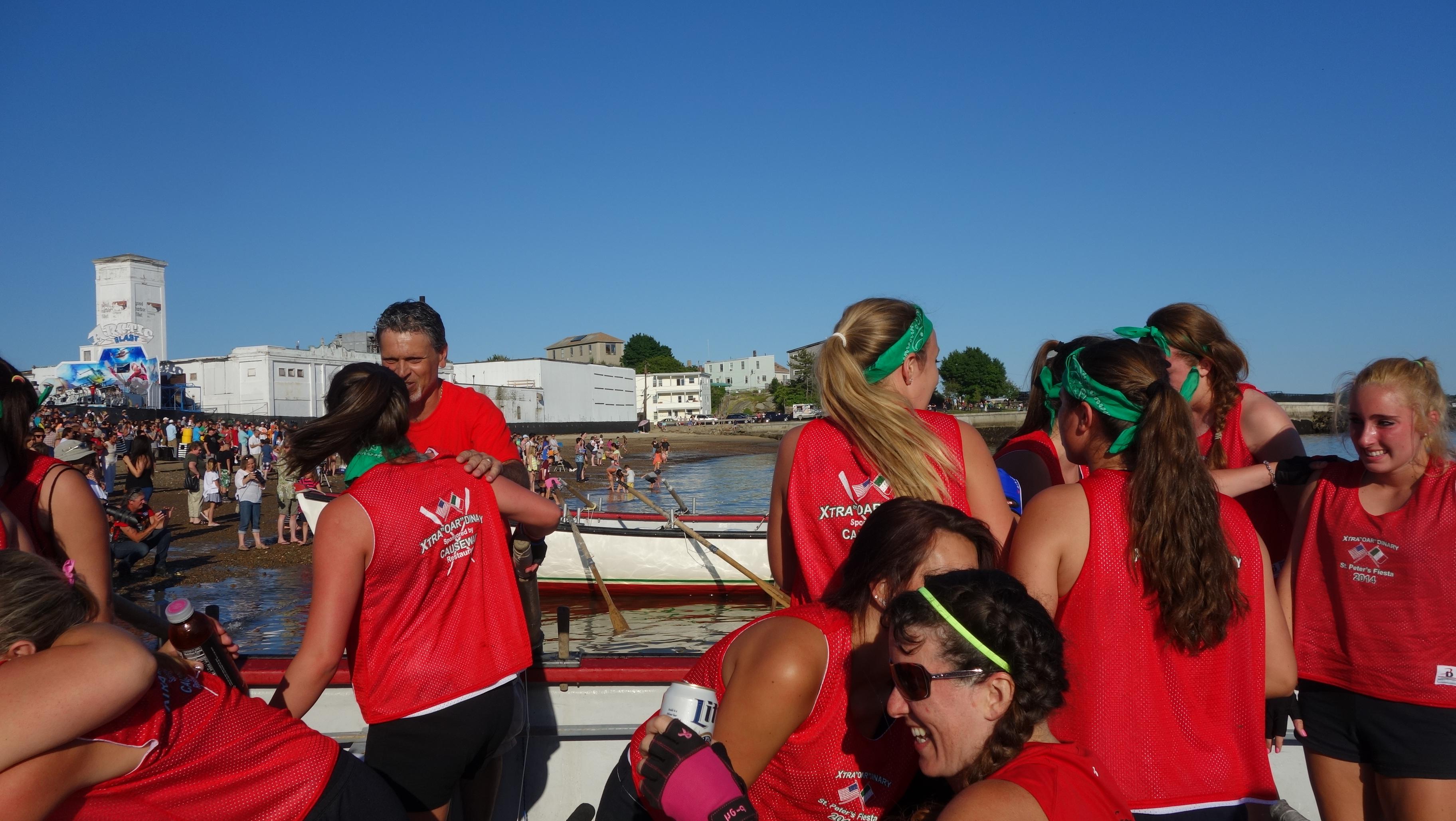 Amanda Race St. Peter's Fiesta 2014 Camps! 216