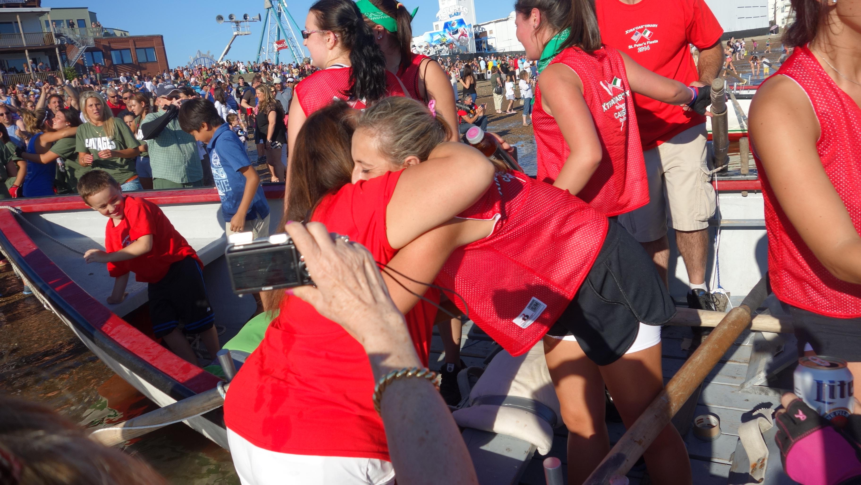 Amanda Race St. Peter's Fiesta 2014 Camps! 217