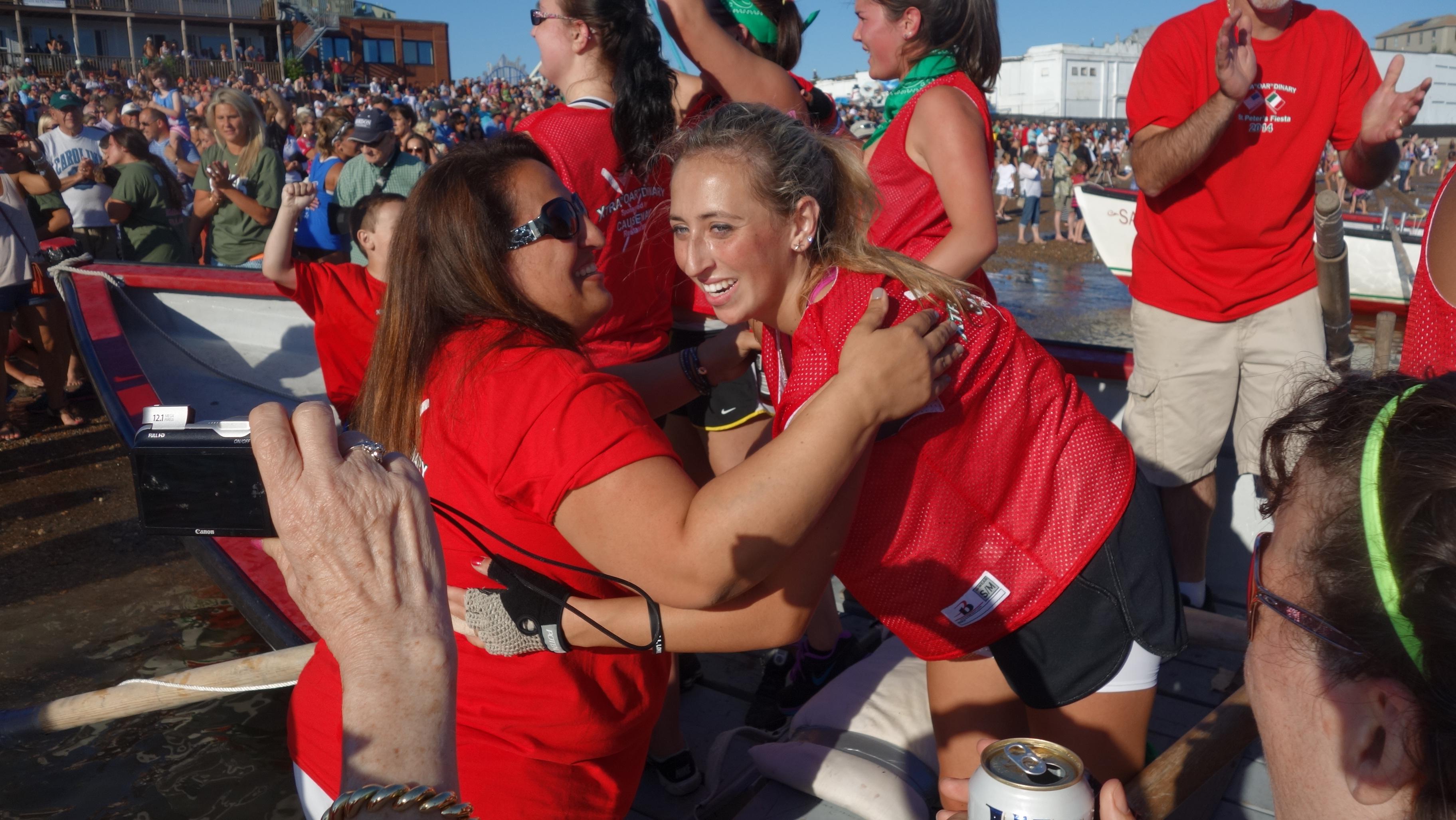 Amanda Race St. Peter's Fiesta 2014 Camps! 218