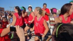 Amanda Race St. Peter's Fiesta 2014 Camps! 219