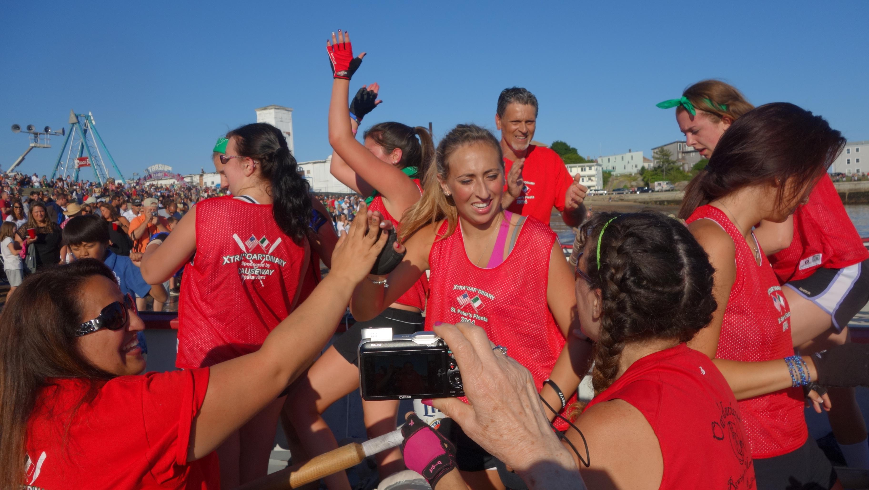 Amanda Race St. Peter's Fiesta 2014 Camps! 220