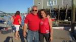 Amanda Race St. Peter's Fiesta 2014 Camps! 268
